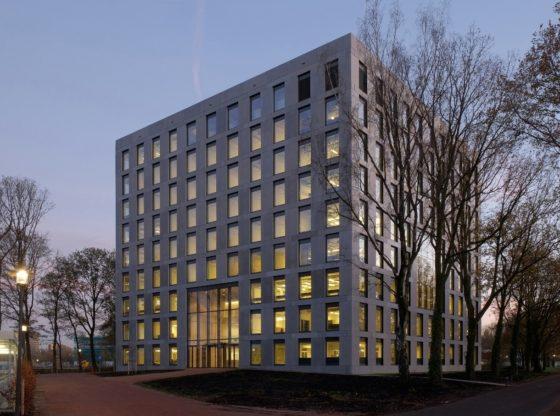 Helix gebouw campus wageningen wiegerinck 0 560x416