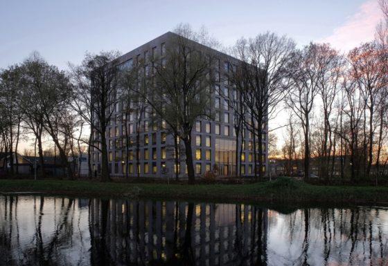Helix gebouw campus wageningen wiegerinck 1 560x385