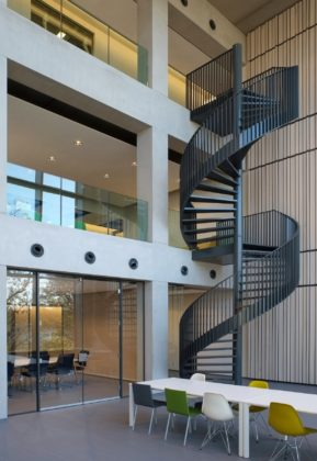 Helix gebouw campus wageningen wiegerinck 4 289x420