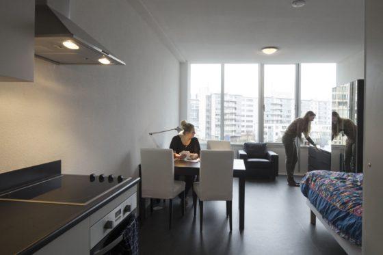 Herbestemming voormalig gak kantoor amsterdam 15 560x373