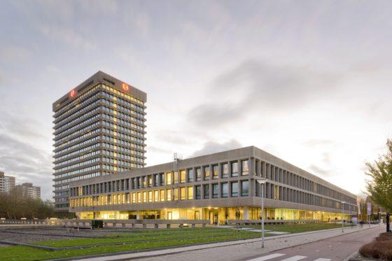 Herbestemming voormalige amro bank kantoor amsterdam 0 560x373