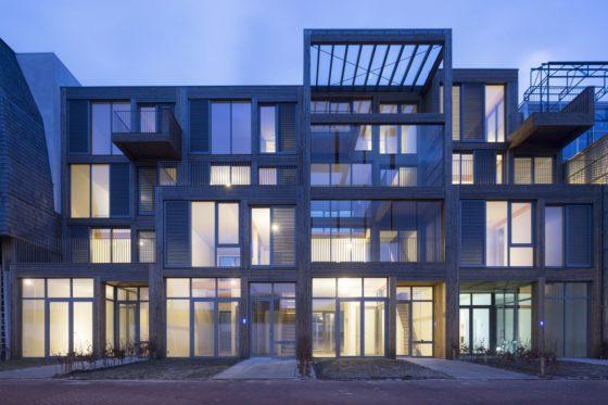 Houtlofts in buiksloterham amsterdam door ana architecten 0 560x373