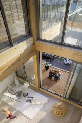 Houtlofts in buiksloterham amsterdam door ana architecten 1 280x420