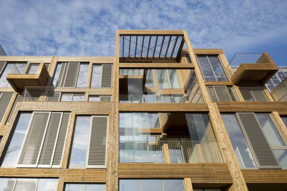 Houtlofts in buiksloterham amsterdam door ana architecten 4 560x373