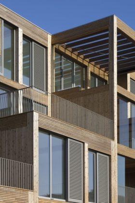 Houtlofts in buiksloterham amsterdam door ana architecten 6 280x420
