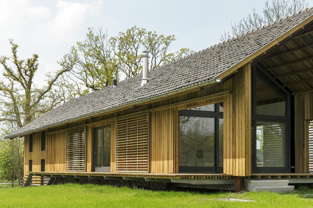 Hybride schuurwoning - De Architect