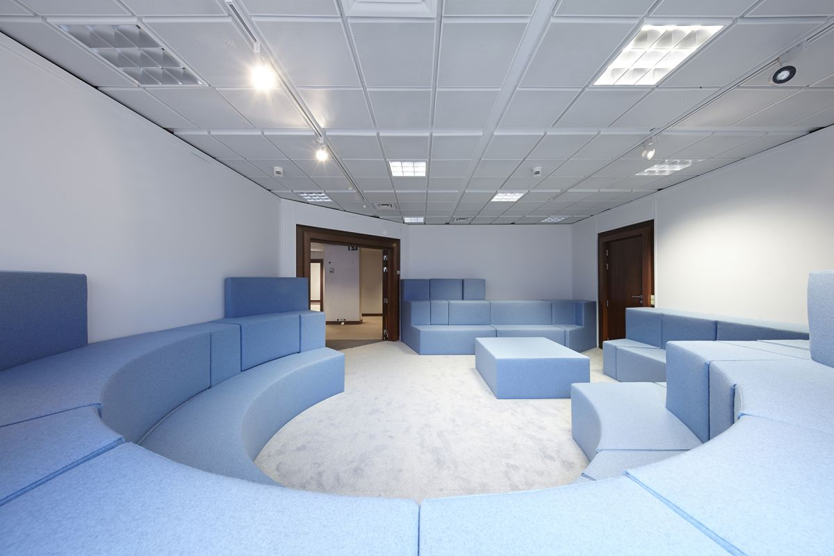 Interieur gebouw voor de europese raad door xml en jurgen for Interieur architect vacature