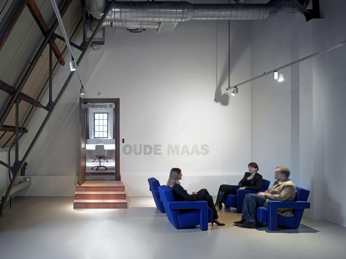 Interieur stadhuis in rotterdam door merkx girod for Interieur architect vacature