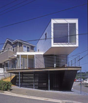 Jetty cabin in fujisawa kanagawa door kazuhiro kojimacat 0 361x420