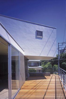 Jetty cabin in fujisawa kanagawa door kazuhiro kojimacat 2 281x420