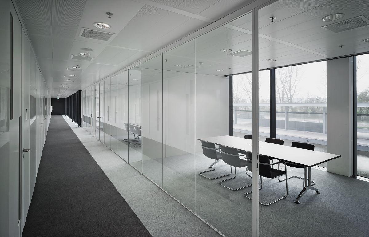 Kantoor ernst young in amsterdam de architect - Kantoor interieur decoratie ...