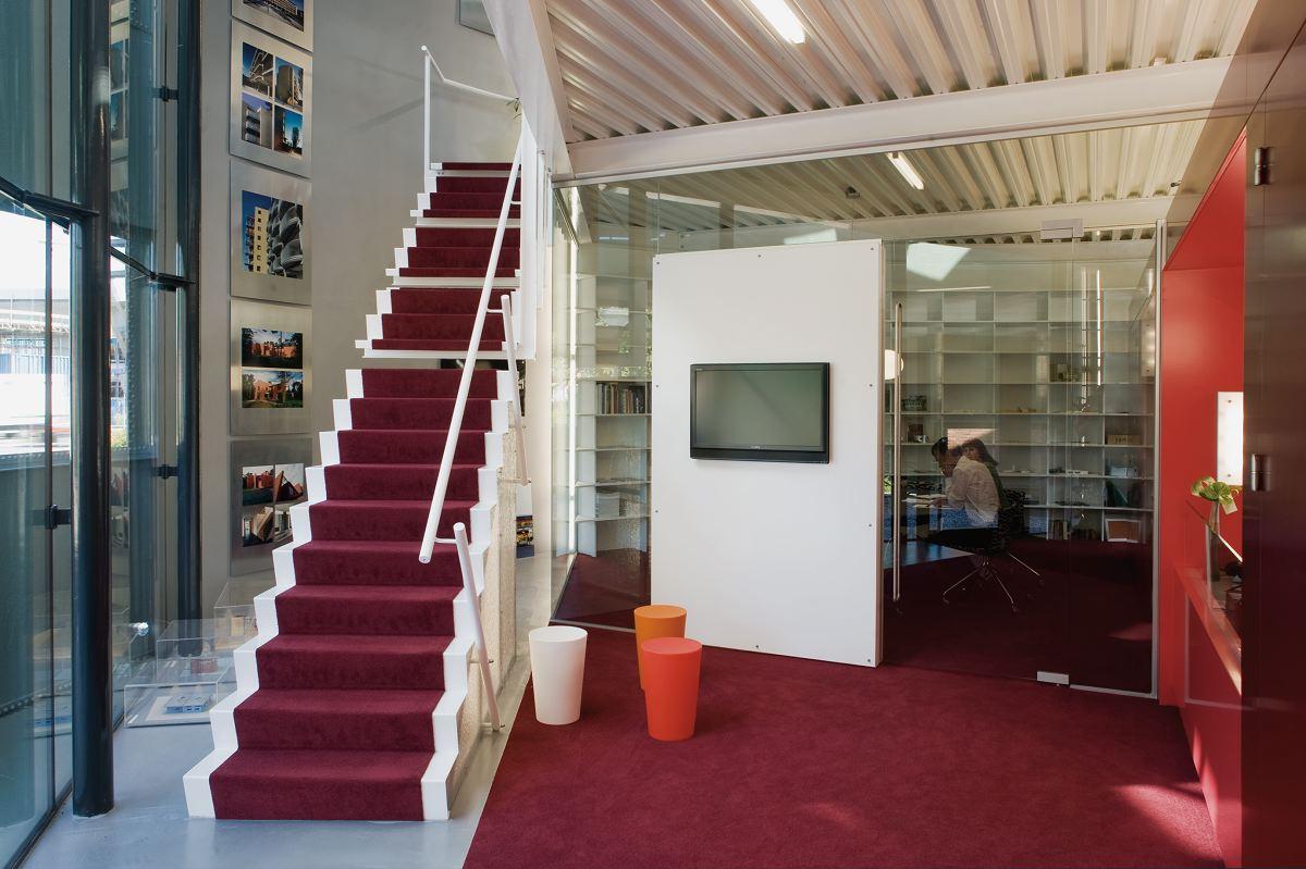Kantoor in naaldwijk door het architectenbureau de architect for Kantoor architect