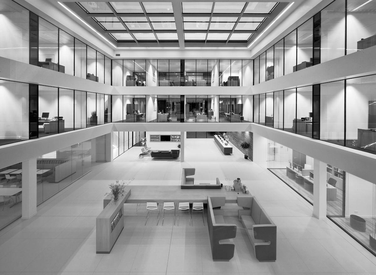 Kantoor in waalre de architect for Kantoor architect