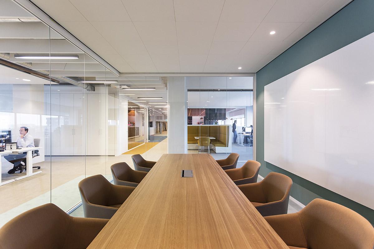 Kantoor wigo4it in den haag de architect for Kantoor architect