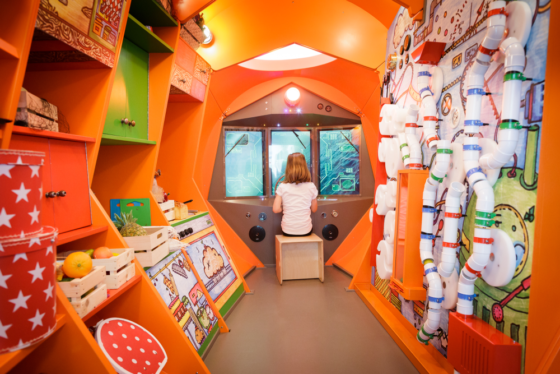 Kinderziekenhuis komt tot leven dankzij tinker imagineers 1 560x374