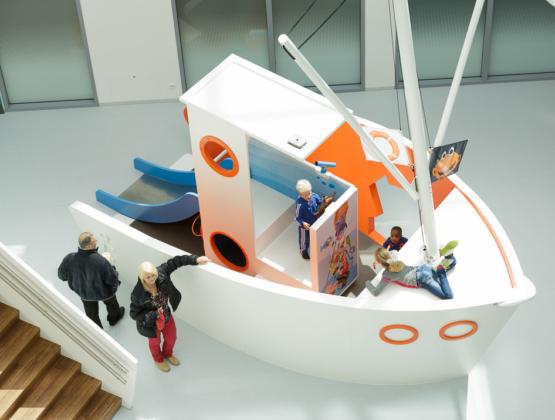 Kinderziekenhuis komt tot leven dankzij tinker imagineers 2 555x420