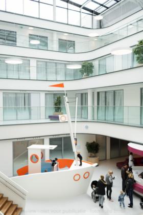 Kinderziekenhuis komt tot leven dankzij tinker imagineers 3 280x420