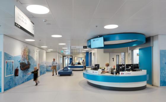 Kinderziekenhuis komt tot leven dankzij tinker imagineers 7 560x343
