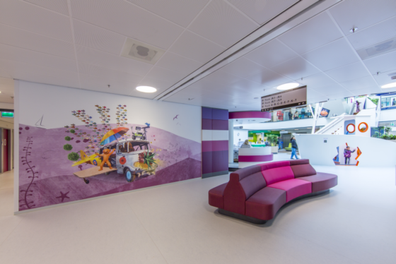 Kinderziekenhuis komt tot leven dankzij tinker imagineers 8 560x374