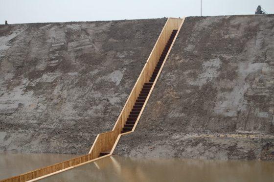 Loopgraafbrug op fort de roovere 12 560x372