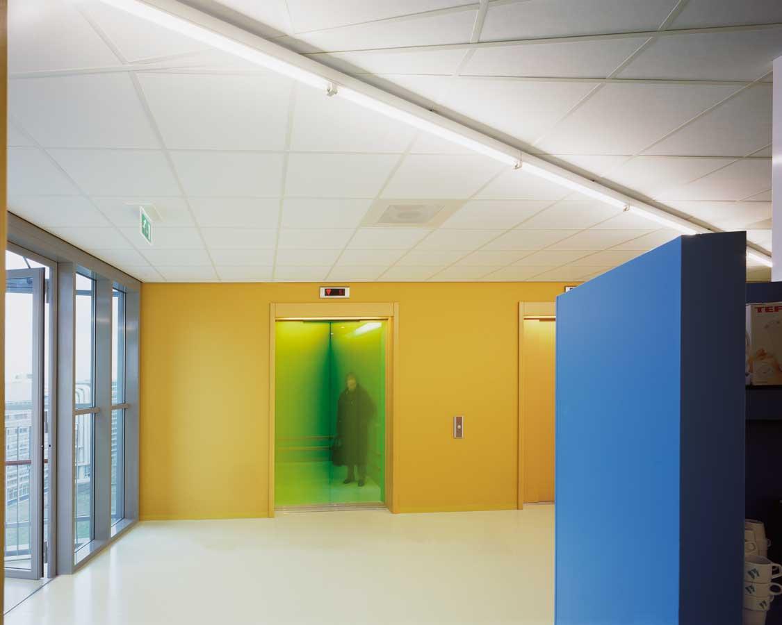 Martini ziekenhuis in groningen door burger grunstra for Bart vos interieur