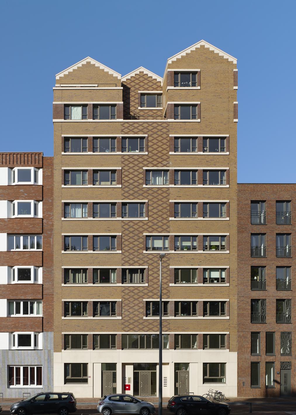 Nieuw crooswijk rotterdam de architect for Rotterdam crooswijk