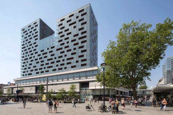 Nominatie arc13 architectuur de karel doorman rotterdam 0 560x373