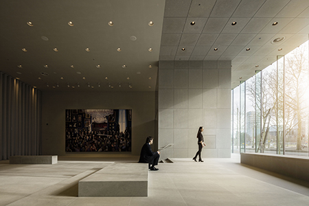Nominatie arc16 architectuur award hoge raad der nederlanden kaan architects 2