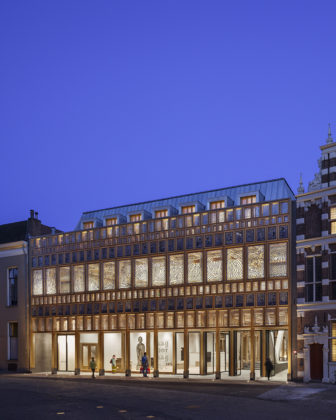 Nominatie arc16 architectuur award stadhuiskwartier deventer neutelings riedijk architecten 1 336x420