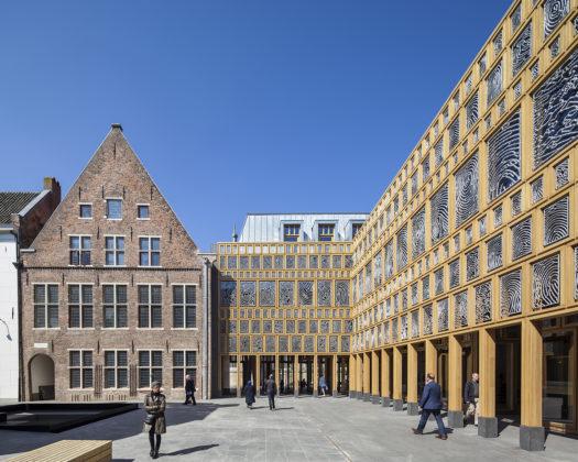 Nominatie arc16 architectuur award stadhuiskwartier deventer neutelings riedijk architecten 2 525x420