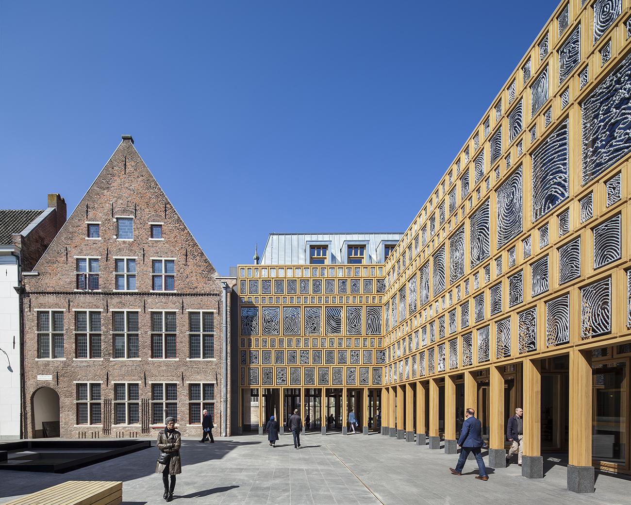Nominaties Abe Bonnemaprijs Architectuurprijs 2017