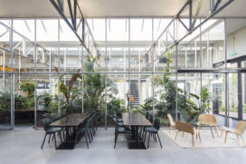 Space Encounters is 'toptalent in architectuur'