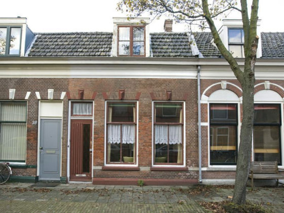 Pied a terre in leiden 3 560x420
