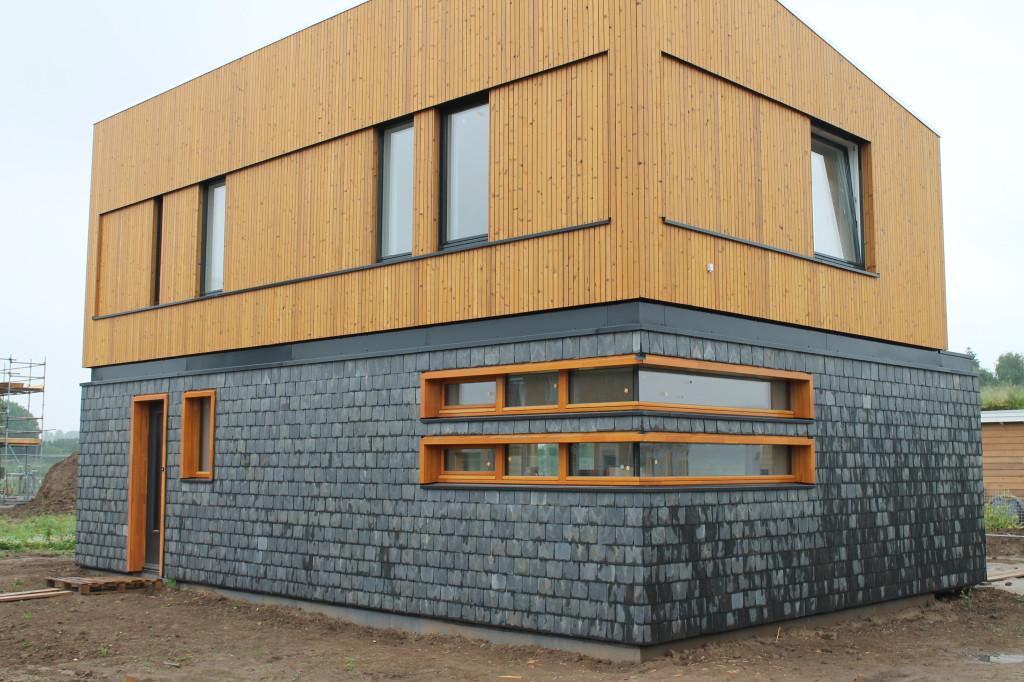 Project van de dag energiezuinig huis in lent door linda for Energiezuinig huis