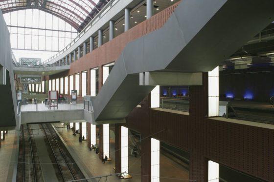 Reconversie station antwerpen centraal door eurostation 1 560x373