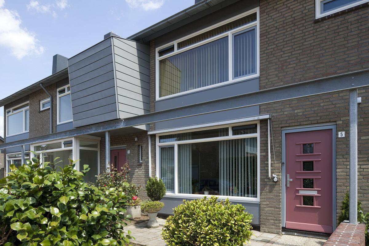 Renovatie 132 woningen zonderwijk de architect - Architectuur renovatie ...