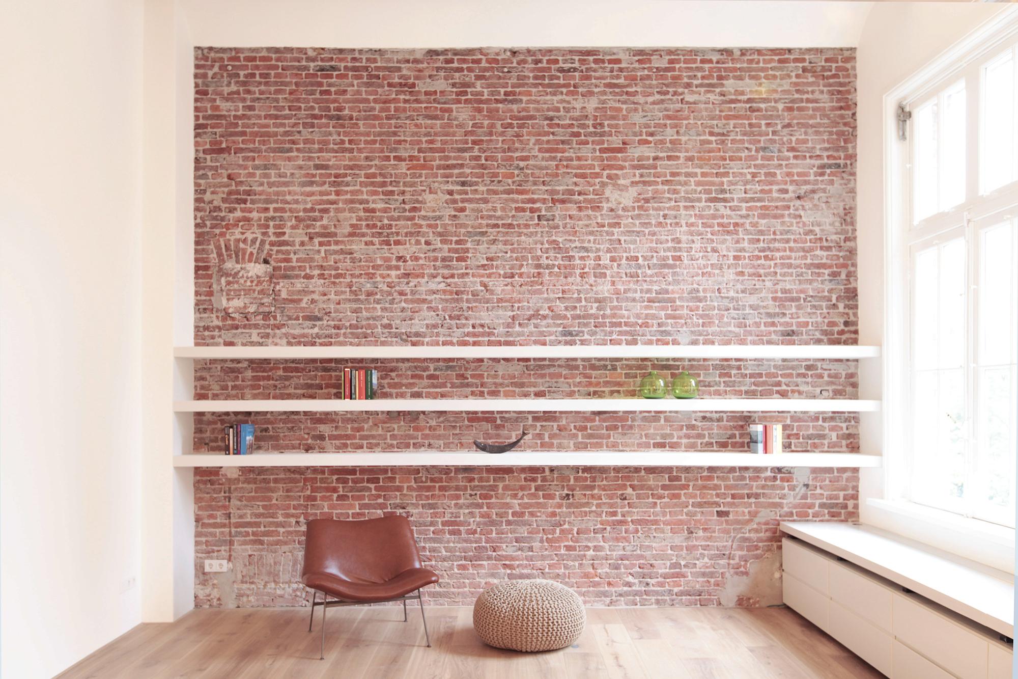 Renovatie appartement historisch pand amsterdam de architect - Entree appartement ontwerp ...