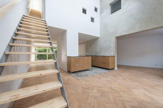 Renovatie rijtjeshuis in wassenaar door global architects 11 560x373