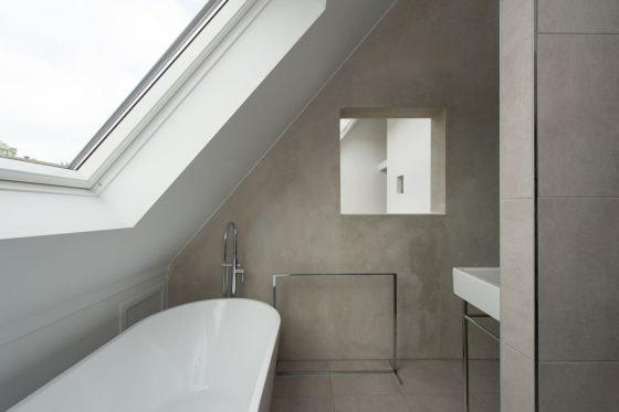Renovatie rijtjeshuis in wassenaar door global architects 2 560x373