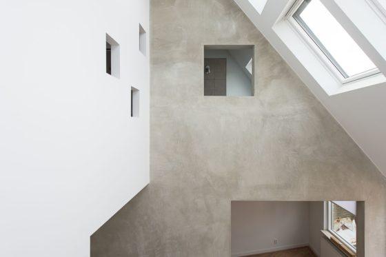 Renovatie rijtjeshuis in wassenaar door global architects 4 560x373