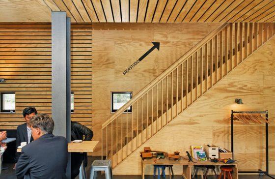 Restaurant en kookstudio zijlstroom in leiderdorp door kingma roorda architecten en marian de bock 2 560x364