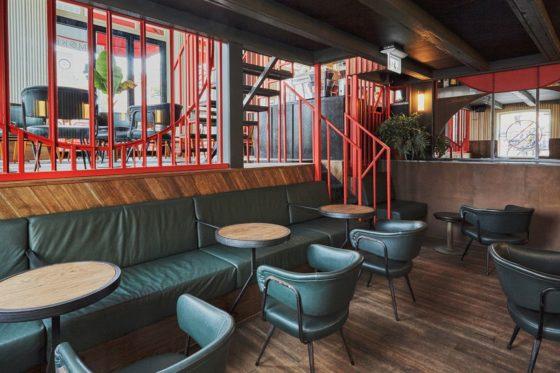 Restaurantbar holy smoke in rotterdam door studio modijefsky 4 560x373