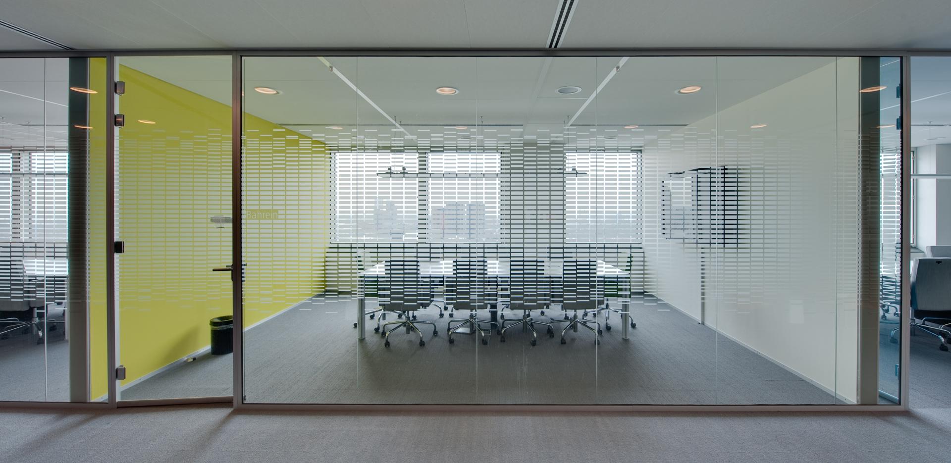 Robeco toren interieur kantoor en restaurant de architect for Kantoor interieur