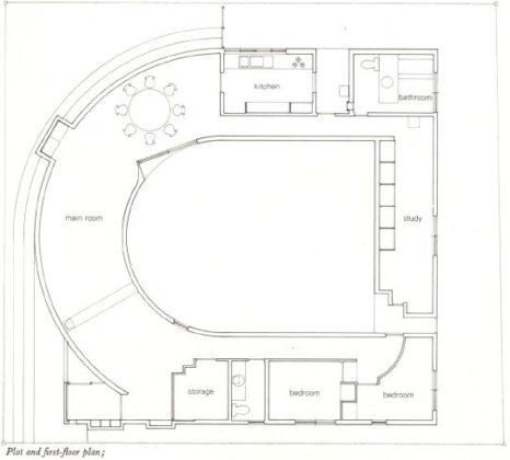 Sodae house in amstelveen door vmx architects 20 466x420