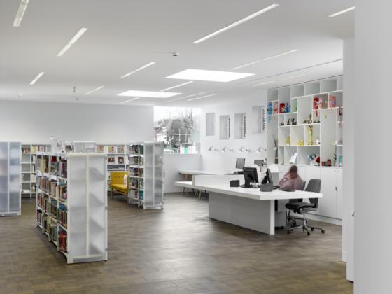 Stadsbibliotheek in brugge b door studio farris 0 560x420