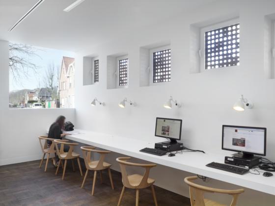 Stadsbibliotheek in brugge b door studio farris 1 560x420