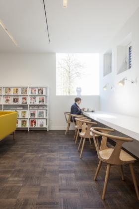 Stadsbibliotheek in brugge b door studio farris 11 280x420