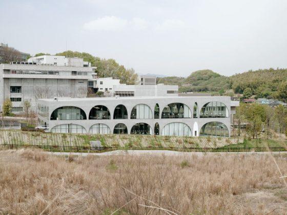 Tama art university library op de hachioji campus hachioji city tokyo door toyo ito 0 560x420