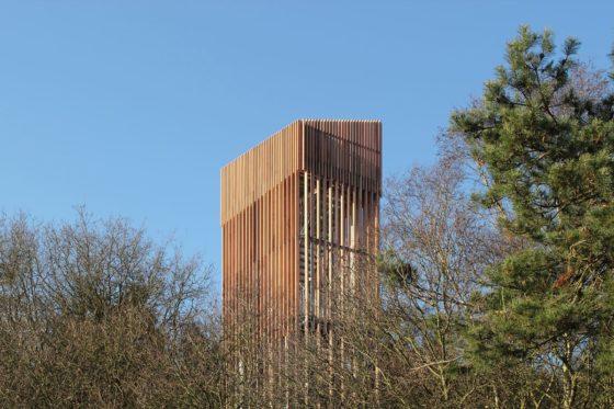 Uitkijktoren aan het vechtdal in dalfsen 11 560x373