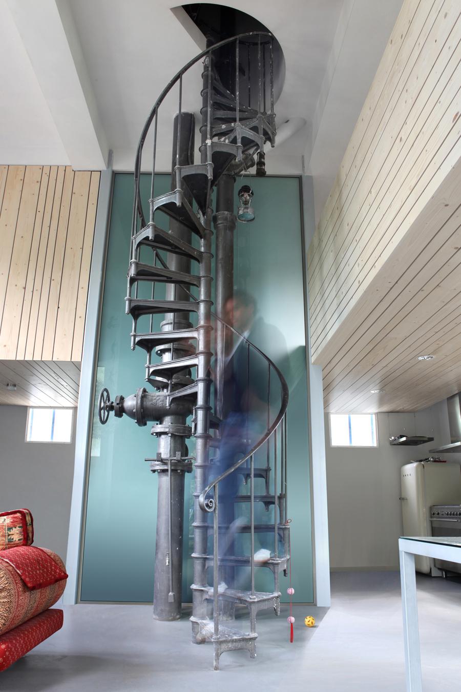 Watertoren in Rijswijk door Studioschaeffer Architecten - De Architect
